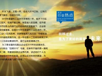 (1)回顾过去,是为了更好的展望未来 (1)