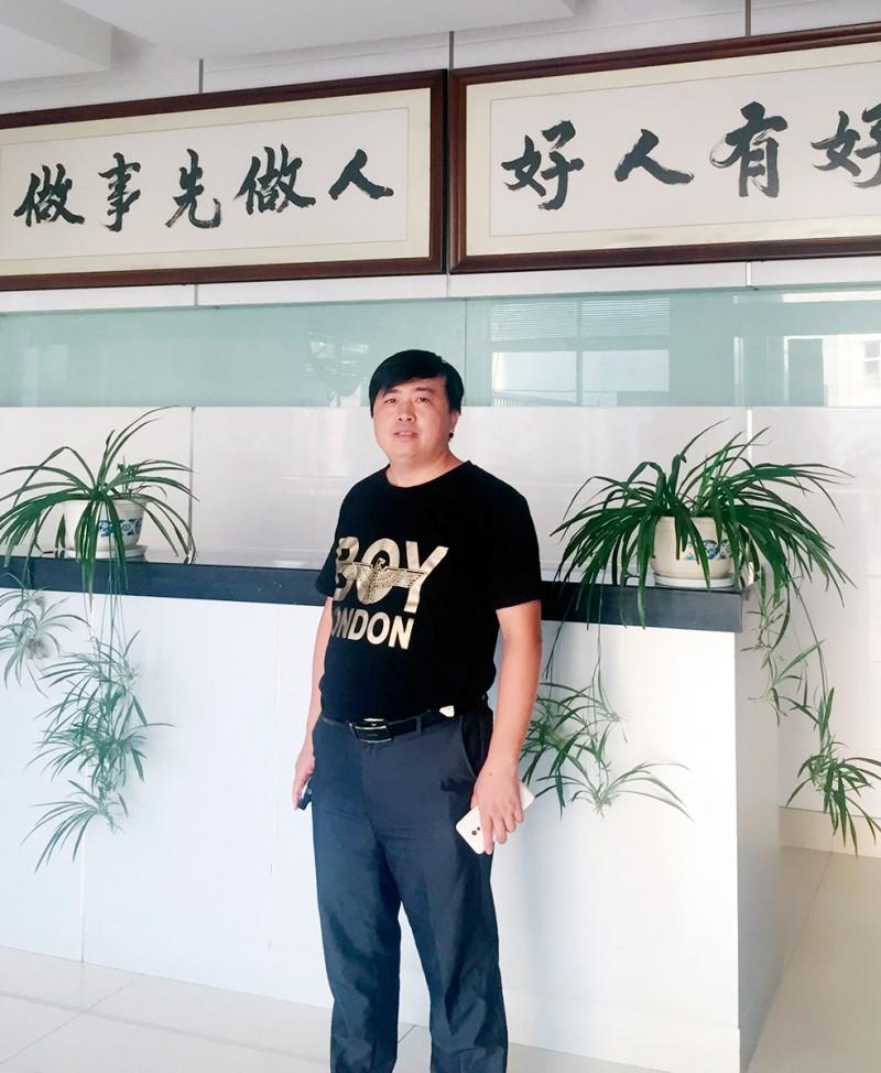 腾诚模具总经理-朱旺民