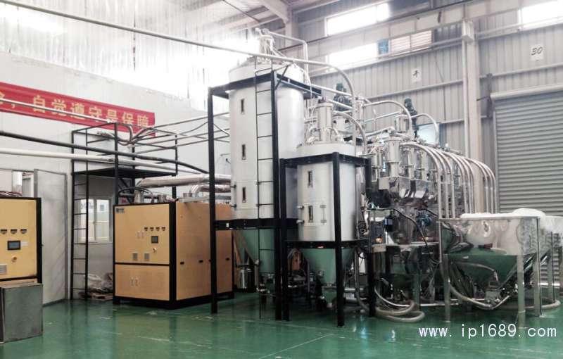 上海宣源生产线