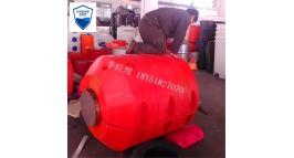 抽沙管道浮桶 聚乙烯夹管浮桶 抽泥浆大孔径浮桶