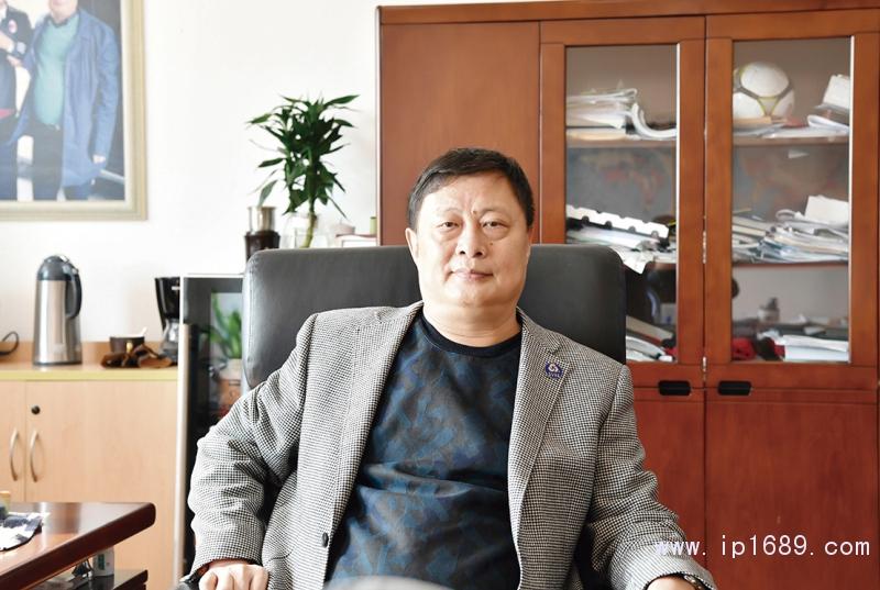 江苏贝尔机械有限公司刘峰常务副总裁