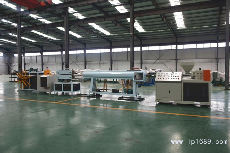 塑料软管生产线11