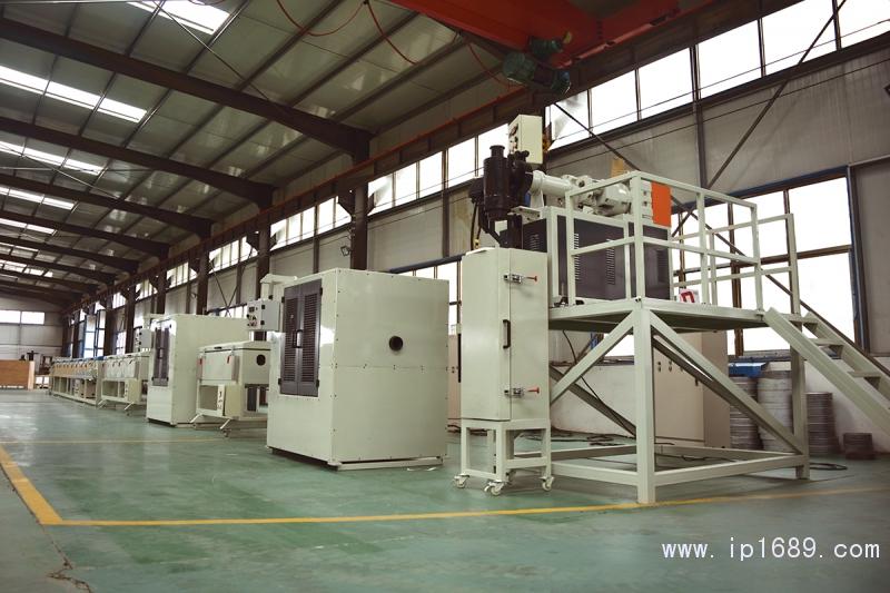 硅胶管挤出生产线