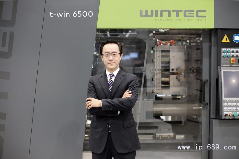 恩格尔注塑机械(常州)有限公司销售及售后服务总裁冯骁