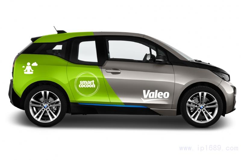 智能化车舱样车(Smart Cocoon Demo Car)