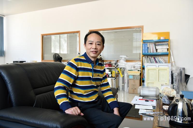 广州市凯达塑料制品有限公司总经理肖波