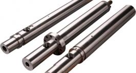 注塑机螺杆料筒-佛山螺杆直销厂家-螺杆加工厂