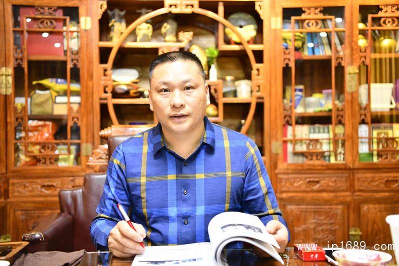 东莞市致腾塑胶制品有限公司总经理朱素良先生