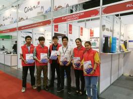 2018泰国国际橡塑展 (34)