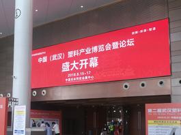 2018第二届武汉塑料产业发展高峰论坛 (21)