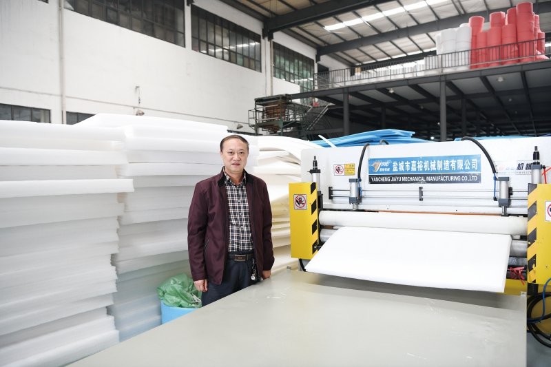 重庆捷泰塑胶工业有限公司总经理温建文