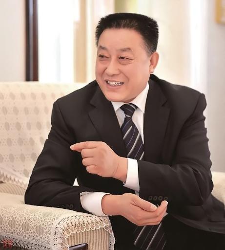 山西中德集团董事长程田青