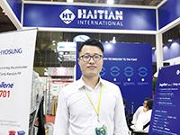 海天塑机越南公司总经理乐安墩