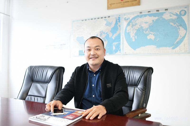 金海总经理陈乐军