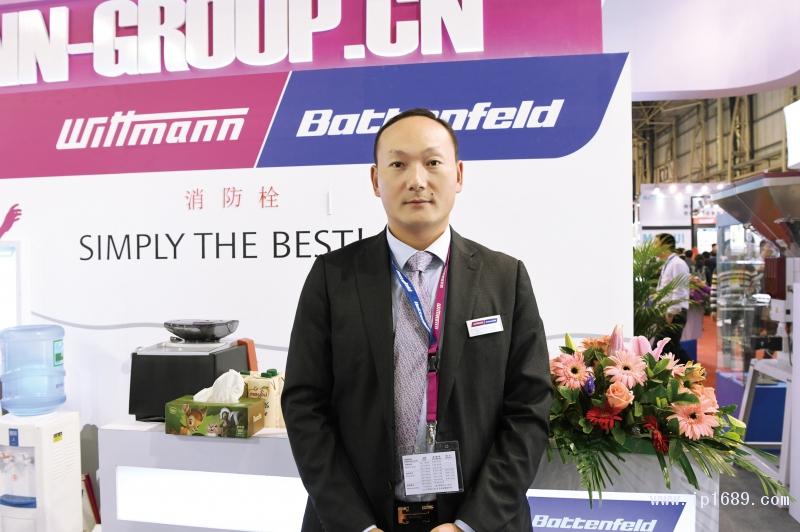 威猛巴顿菲尔机械设备(上海)有限公司总经理刘毅