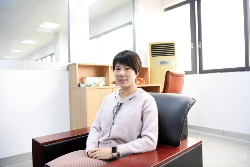 广东海川智能机器股份有限公司项目总监肖艳波