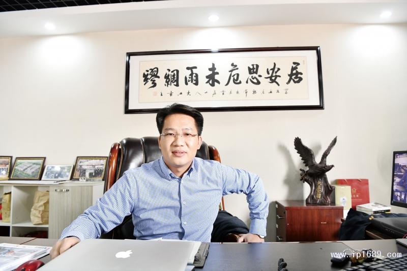 深圳市奥德机械有限公司总经理黄文钦