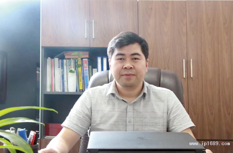 东莞科迩翰机械有限公司总经理蓝志鹏