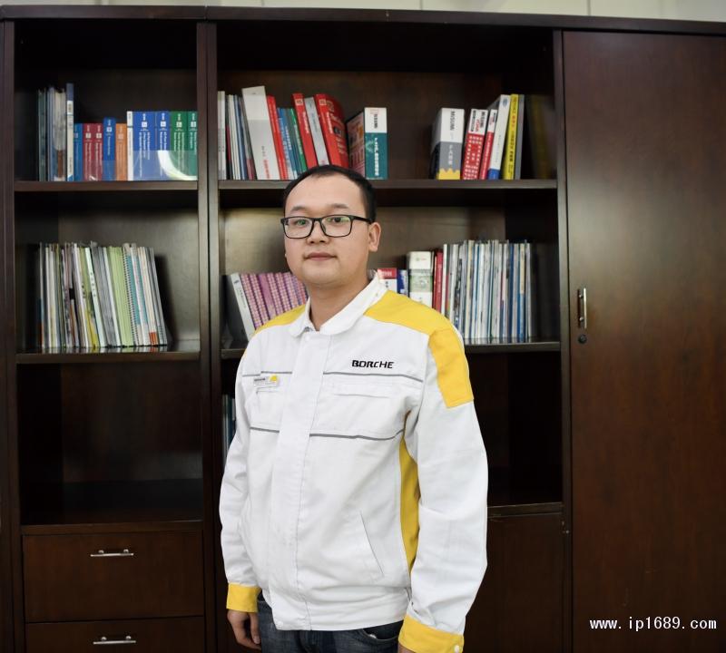 博创智能装备股份有限公司技术创新中心工程师吴小廷