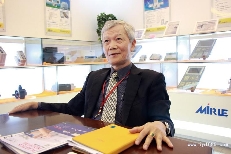 盟立自动化科技(上海)有限公司总经理邱清祥