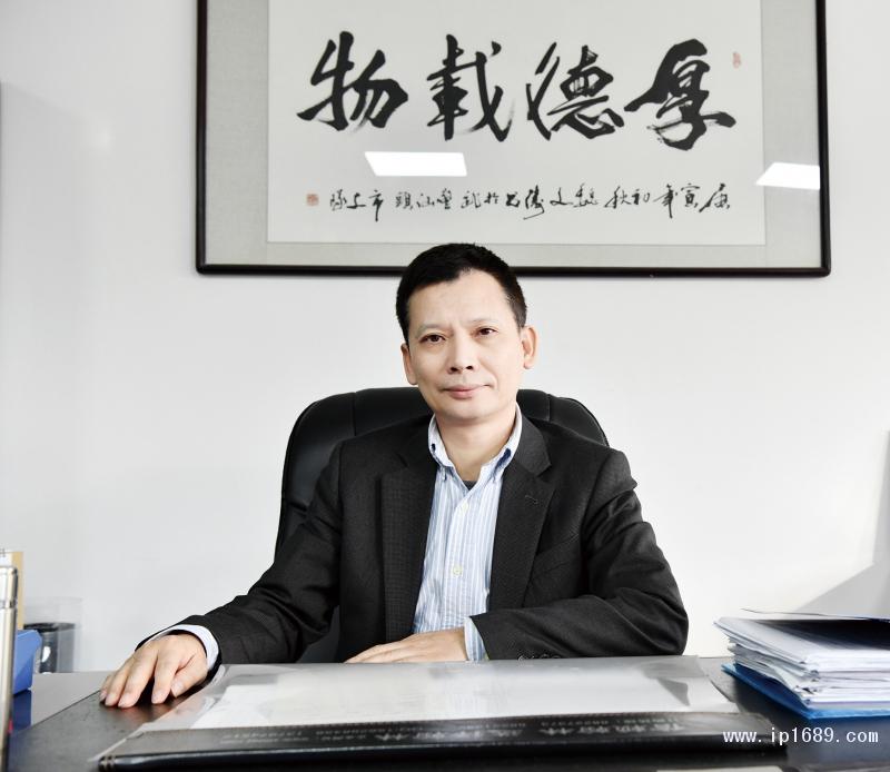 广东达诚技术科技有限公司总经理万松洲