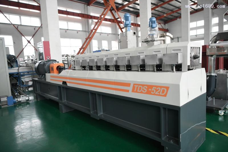 南京诺达鑫业挤出装备有限公司TDS双螺杆造粒机 副本