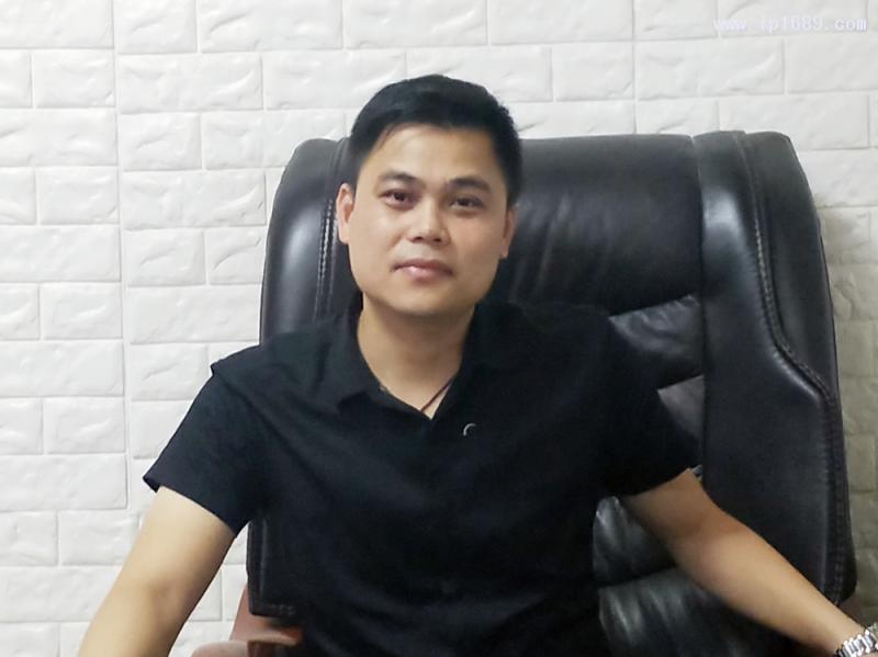 东莞启航塑胶五金制品有限公司总经理杨世盈