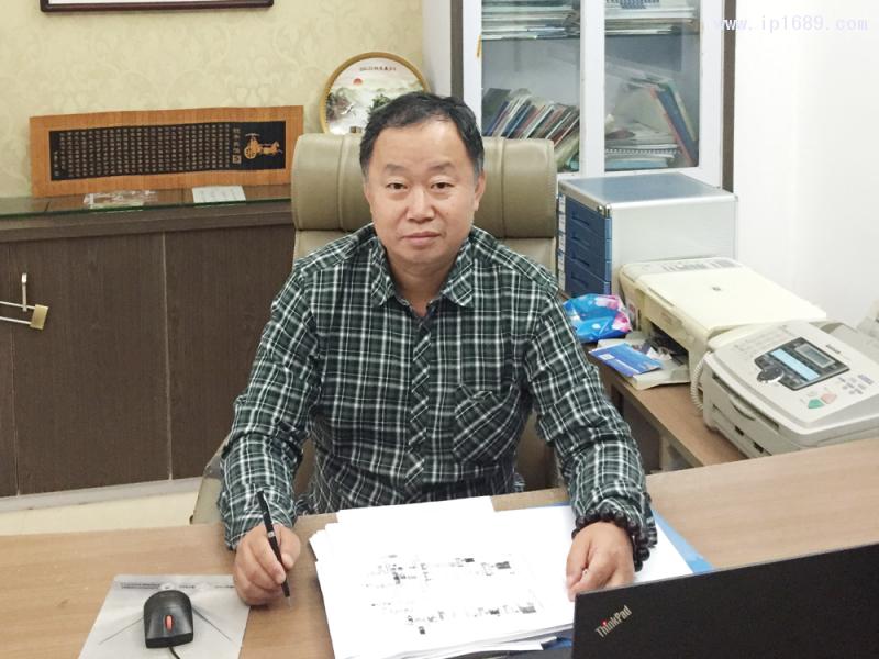 汕头市海精科机械有限公司总经理吴文辉