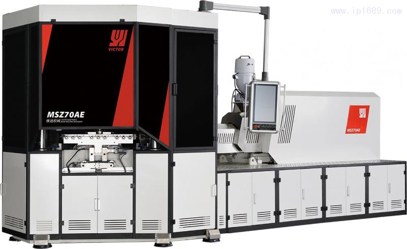 江苏维达机械有限公司MSZ70AE-全电动注吹机