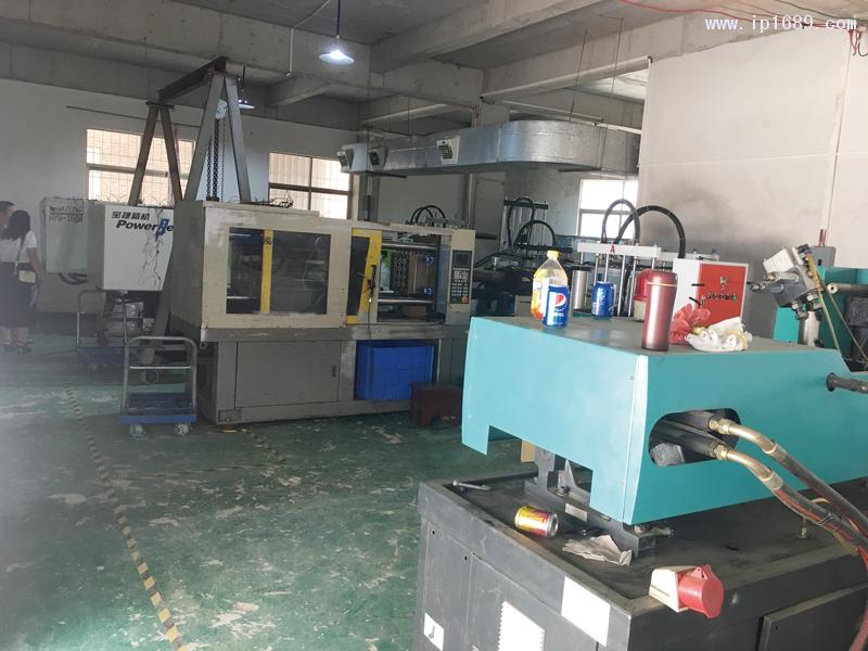 广州登科塑胶制品厂-(2)厂房机械