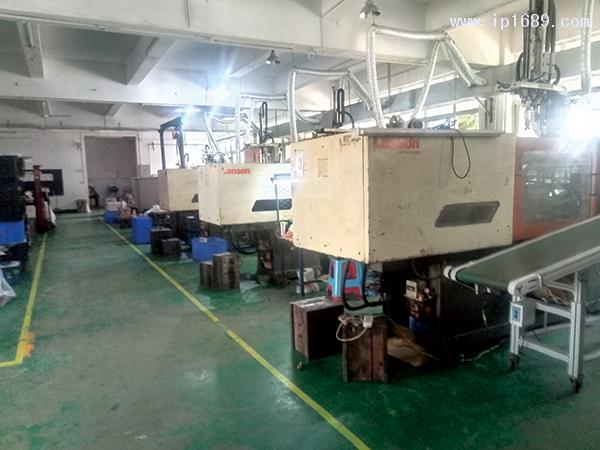 中山市艾尔塑胶制品有限公司-(4)车间机器