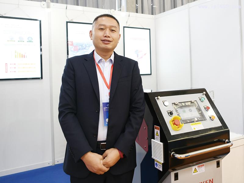 广东水研智能设备有限公司总经理许泽路