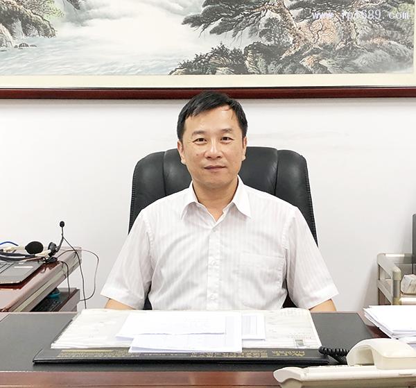 长新科技股份有限公司总经理杨瑞宏