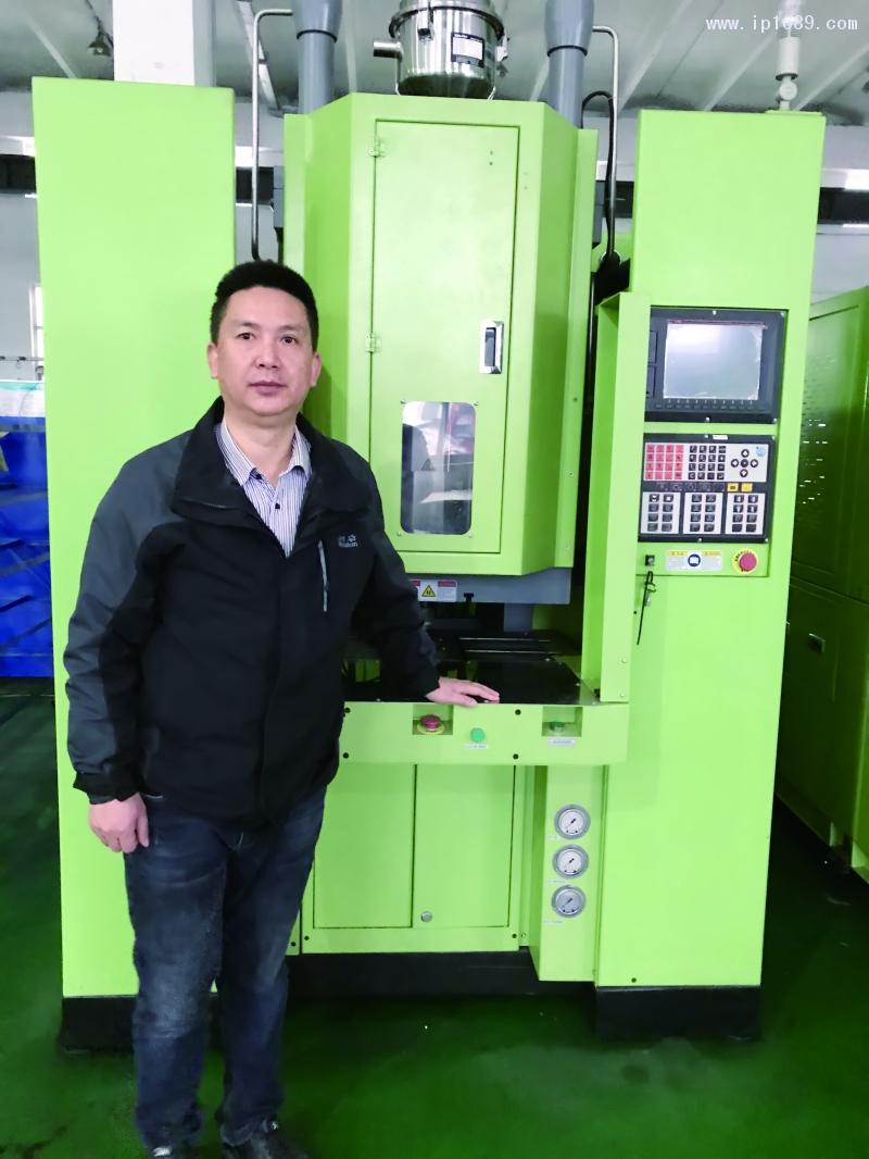 苏州立注机械有限公司总经理骆林智