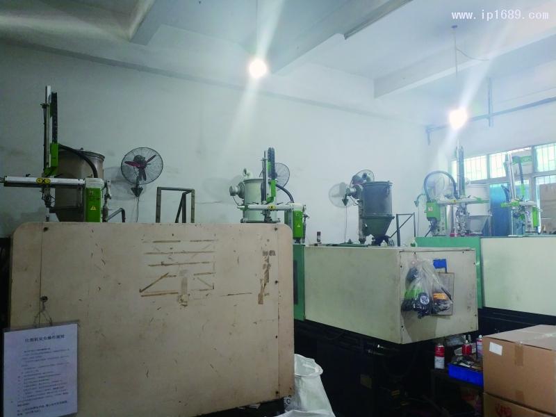 广州市杰董模具有限公司机器