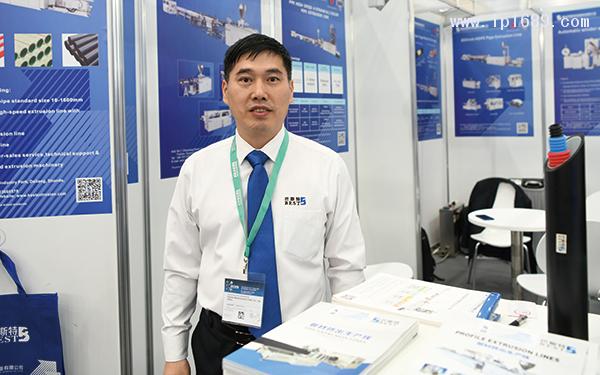 佛山巴斯特科技股份有限公司总经理刘胜伟