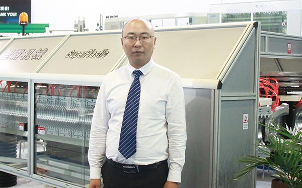 青州市塑霸机械有限公司总经理张义