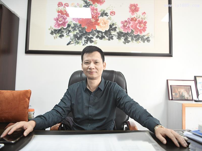 广东达诚技术股份有限公司总经理万松洲
