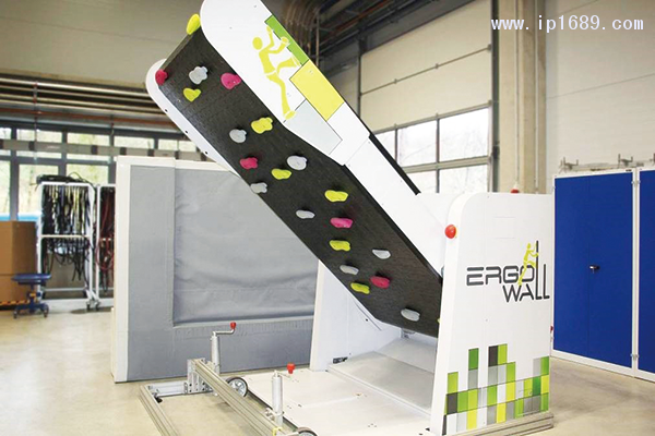 Ergo-Wall:ErgoTek的首个娱乐和理疗产品