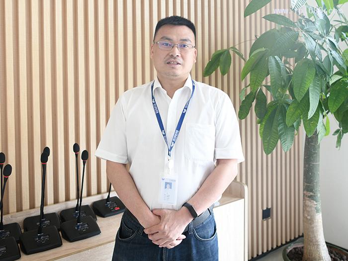 现代精密模具(深圳)有限公司总监李毅峰