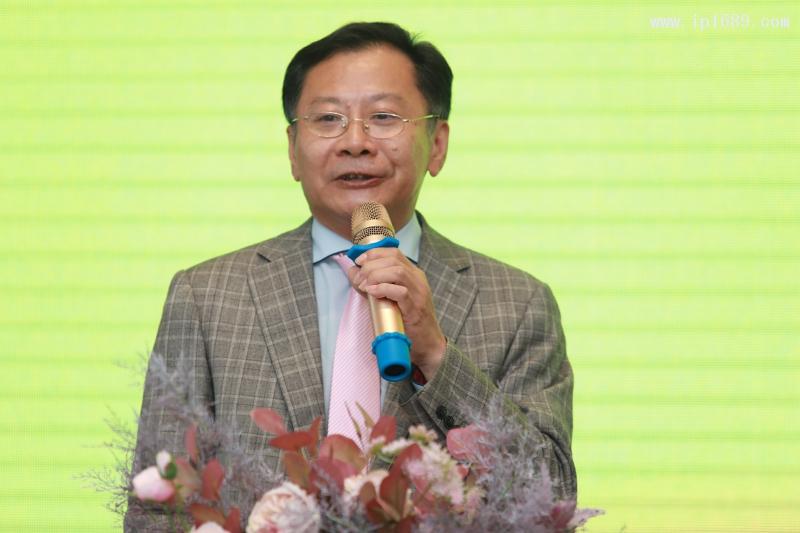 4 讯通展览公司华南区总经理 卢楚彬