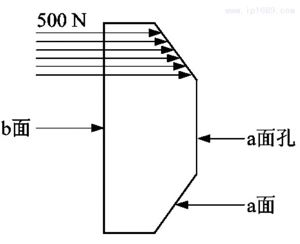 图 2 线缆架装配使用示意简图