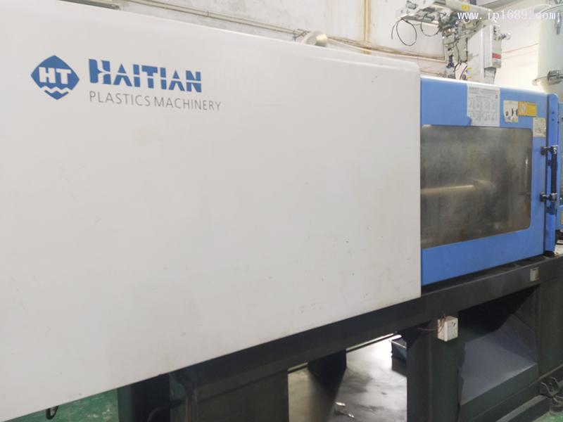 中山市圣飞塑料制品厂使用海天注塑机