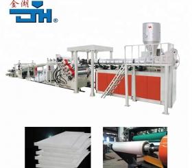 PP/PE/EVA/PS单层或多层片材生产线