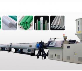 PPR给水管生产线