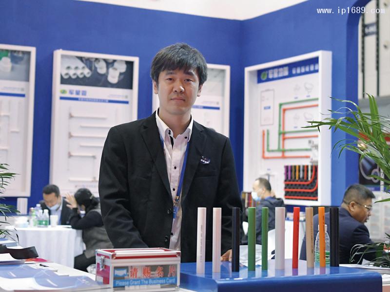 天津军星管业集团有限公司区域经理李月