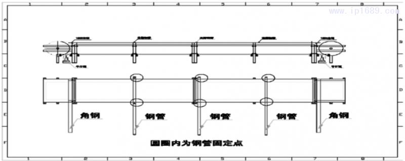 图 2 钢带套装检修示意图