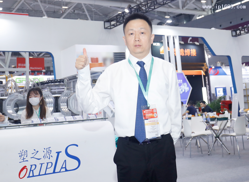江苏塑之源机械制造有限公司-总经理汪发兵