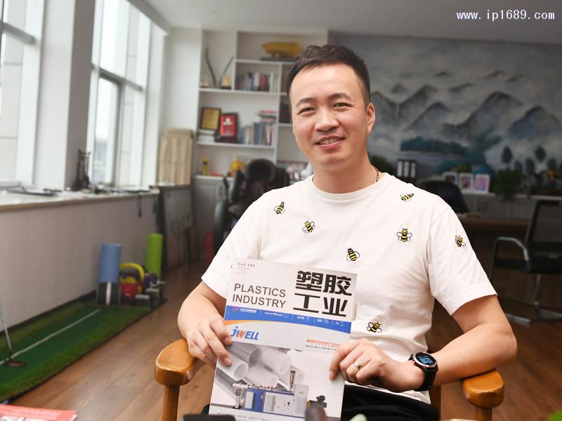 广东统塑管业总经理陈永委2