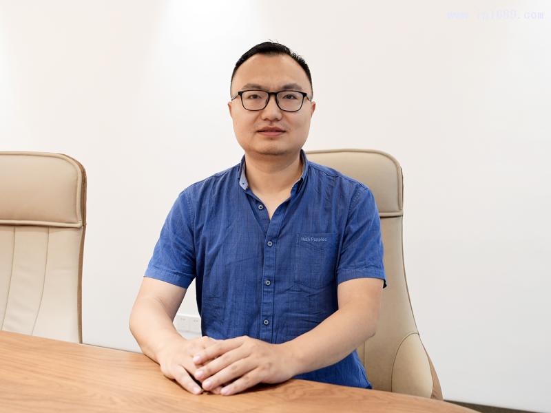 iNOEX(中国)销售总监马睿